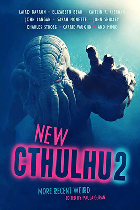 New Cthulhu 2 cover