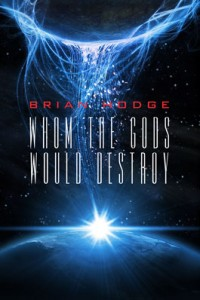 Whom the Gods Would Destroy - recreated cover